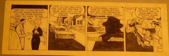 """Dick Tracy"""
