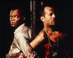 Die Hard had it all -- even hair.