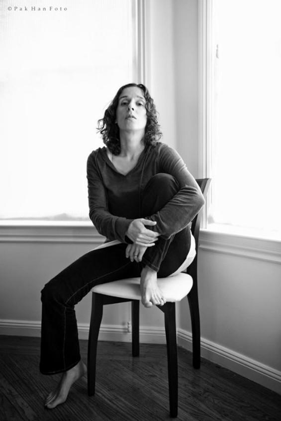 Director and Actress Susannah Martin - PAK HAN