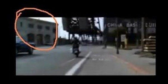 Dirty Harry and the cops motor past the present-day site of AT&T Park