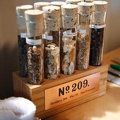 Distillery 209's arsenal of botanicals. - EEETTHAANNN/FLICKR