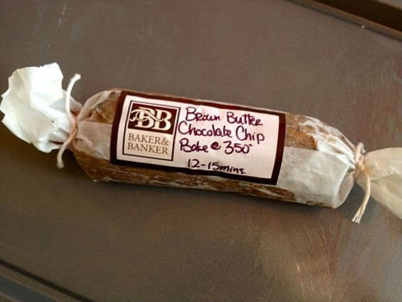 DiY: Baker & Banker's frozen cookie dough ($10). - TAMARA PALMER