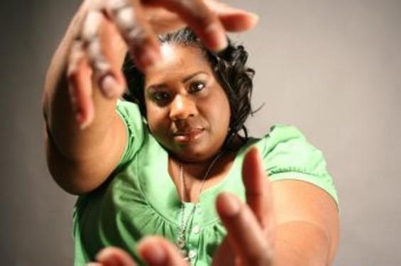 DJ Pam the Funkstress: Cajun food queen