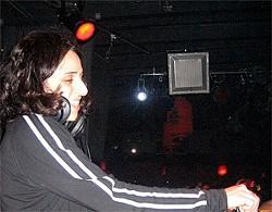 DJ Sep at Dub Mission.
