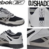 DJ Shadow and Reebok Releases Signature Sneaker