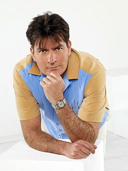 """Do an internet search for """"moral turpitude"""" and you find many images of Charlie Sheen"""