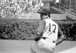 RON MROWIEC - Dock Ellis, seeing what others could not.