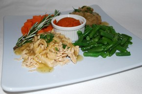 Dog food, Wag Hotel style. - CHOW.COM