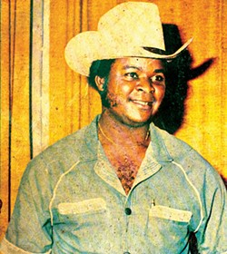 Doing business with William Onyeabor can result in PTSD.
