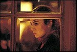 LAURIE  SPARHAM - Don't Call Her Cute: Audrey Tautou makes - her English-language debut in the thriller - Dirty Pretty Things.