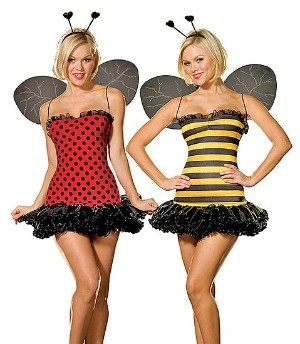 """Don't go with boring """"sexy"""" costumes this year - HERCAMPUS.COM"""