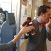 Dozens of Pro-Jackoff Activists Celebrate Pee-wee Herman Day in SF