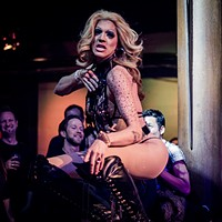 Drag, Hunks and Jesus @ DNA Lounge