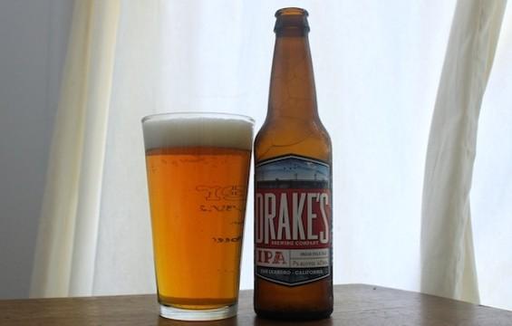 Drake's India Pale Ale - KATE WILLIAMS