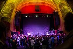 Dream Theater @ The Warfield