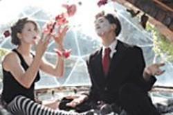 KELLY  DAVIDSON - Dresden Dolls.