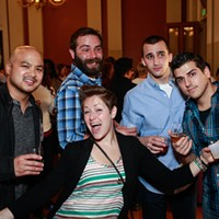 Drink 2014 at The Old Mint