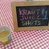 Drink of the Week: Farmhouse Culture's Kraut Juice