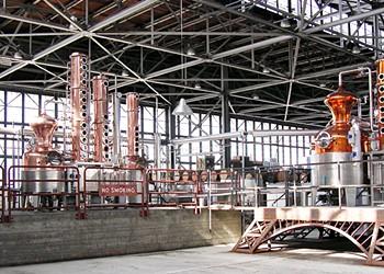 Drink: Wild Spirits: Small-Batch Bay Area Distillers Take Big Risks
