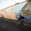 Duboce Bikeway Mural: Southeast Corner of Duboce Avenue and Church Street