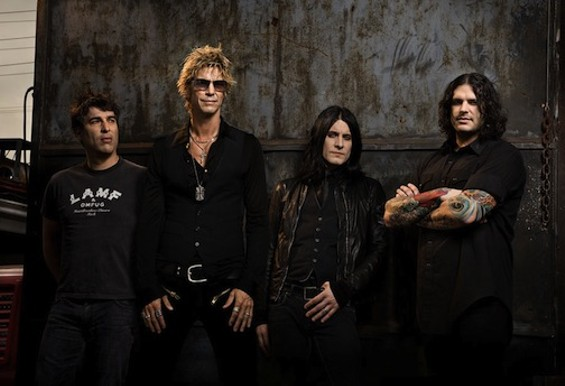 Duff McKagan's Loaded: not a problem here
