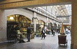 JAMES  SANDERS - Eat Here Now: The Ferry Building - Marketplace is the best bit of urban - redevelopment in S.F.