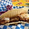 Chicken-and-Waffle Taco: Nico's Innovation Needs Work