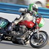 Motorcycle Racer -- and Writer -- Ed Milich Releases Book, <i>Fueled</i>, Saturday at Werkstatt