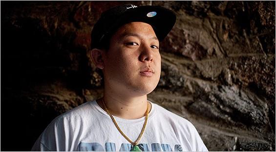 Eddie Huang. - NEW YORK TIMES