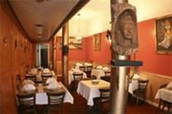 JAMES  SANDERS - Edible Vacation: Angkor Borei's interior is filled with the appetizing smells of fish and spices.