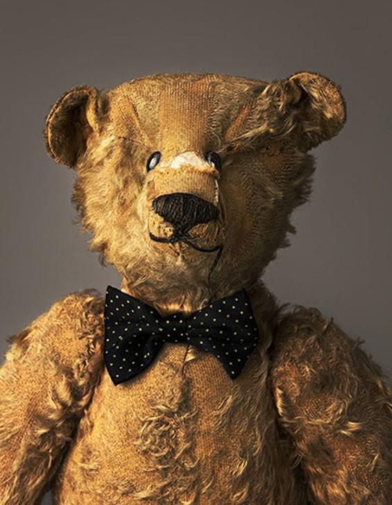 "Edward | Age: 104 | Height: 23"" | Belongs To: Melissa Nolan of the Dolls Hospital & Teddy Bear Clinic"