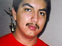 "Edwin Ramos (above) has claimed that Wilfredo ""Flaco"" Reyes was the real shooter."