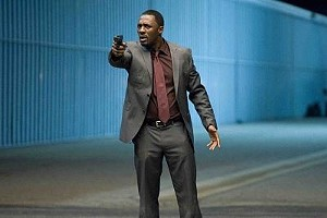 Elba as Gordon Cozier in Takers. - SCREEN GEMS