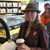 Election Day Photos: Part 2 (Starbucks and SF MOMA)