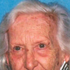 Ellen Kernaghan: Elderly Woman Missing in San Francisco