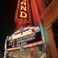 Ellie Goulding @ The Fox Theater
