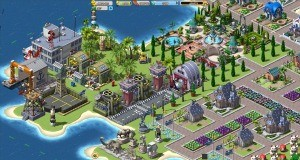 Empires and Allies allows users to build cities and go to war