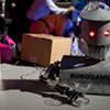BarBot 2012: (Drunken) Man Vs. Machine