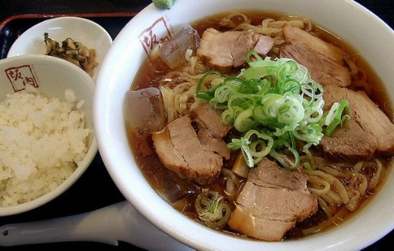 Enjoy ramen and a movie this weekend in the Mission. - FLICKR/*HIGETIGER