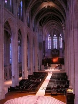 EpiscoDisco hits Grace Cathedral on Sat.