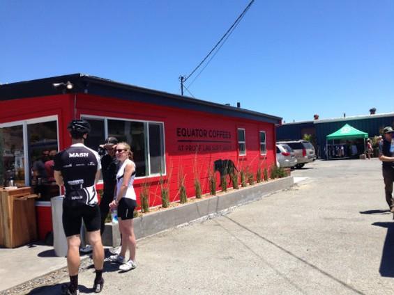 Equator Coffee's new branch in Mill Valley is a prime coffee getaway - DEVORAH FREUDIGER