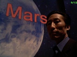 Eric Mar isn't the first S.F. supe to go to Burning Man. But he was the first to go to Mars.