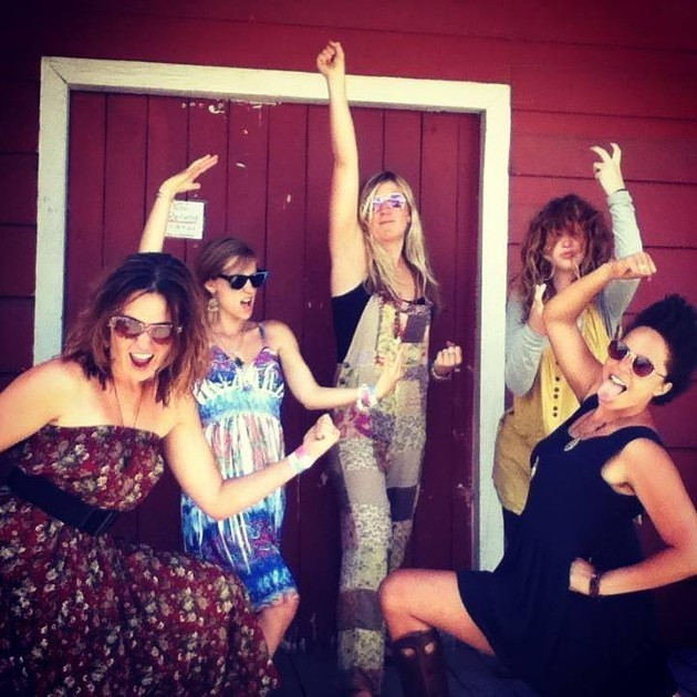 Rainbow Girls hit the Fillmore this Saturday, Jan. 31.