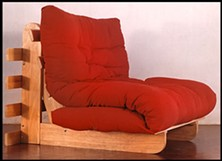 Every current or former college student owes a debt of gratitude to the inventor of the futon