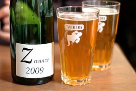 Every year's issue of Cantillon Zwanze is an event - HIGH/LOW FOOD/DRINK