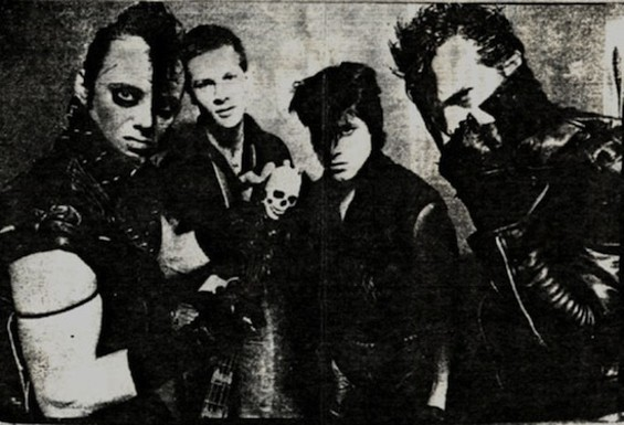 Everyday is Halloween for the Misfits.