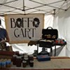 Ex-Gather Sous Chef Rolls Out Boffo Cart