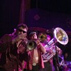 Last Night: Rebirth Brass Band at the Great American Music Hall