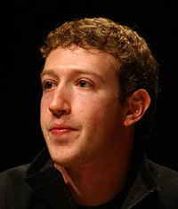 Facebook CEO Mark Zuckerberg: Not a revolutionary