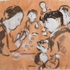 """""""Topaz"""" Exhibit: Art Was the Only Record of Life in Japanese Internment Camps"""